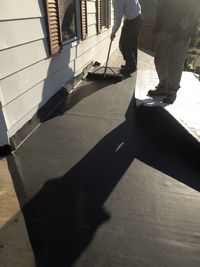 roof pro plus flat roofing