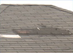Replace Wind Blown Off Shingles