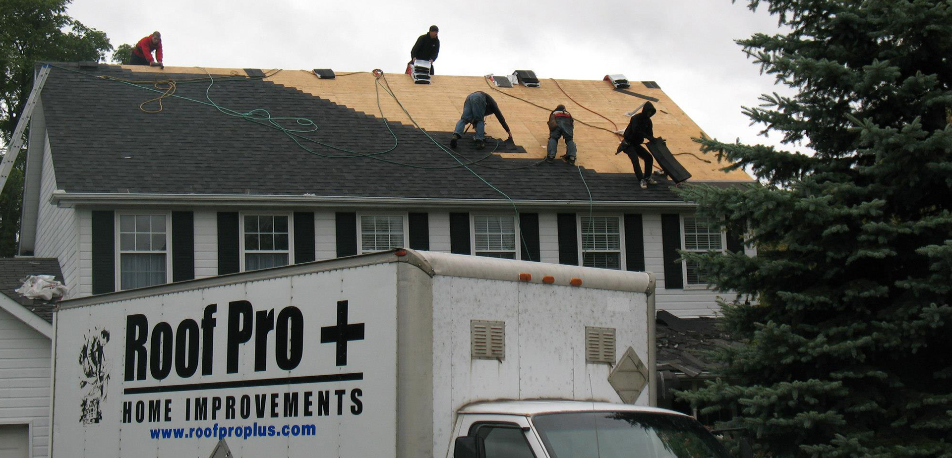 Our Team Roof Pro Plus Home Improvements