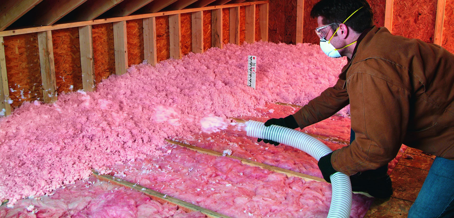 Attic Re-Insulation