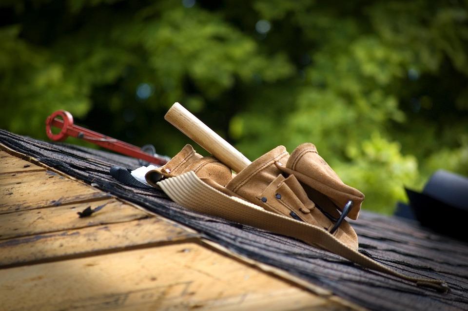tool belt roof